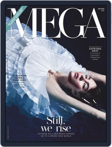 MEGA September 1st, 2020 Digital Back Issue Cover