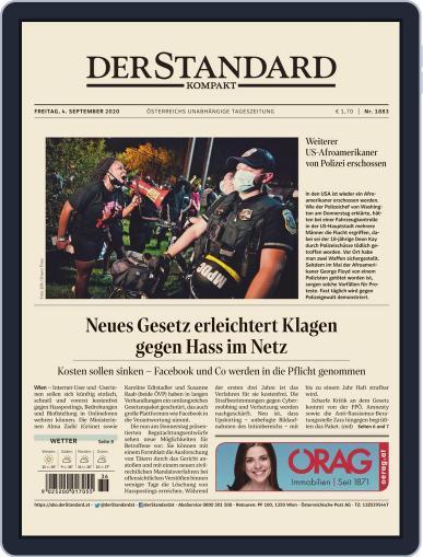 STANDARD Kompakt September 4th, 2020 Digital Back Issue Cover