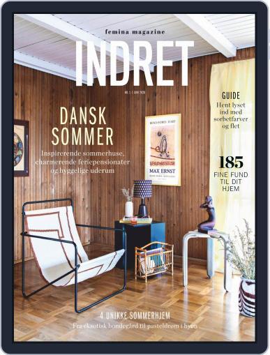 INDRET by femina June 1st, 2020 Digital Back Issue Cover