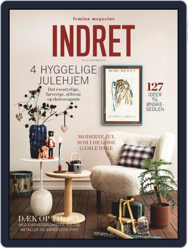 INDRET by femina November 1st, 2019 Digital Back Issue Cover