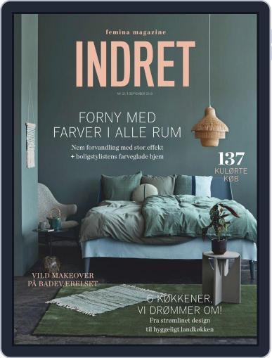 INDRET by femina September 1st, 2019 Digital Back Issue Cover
