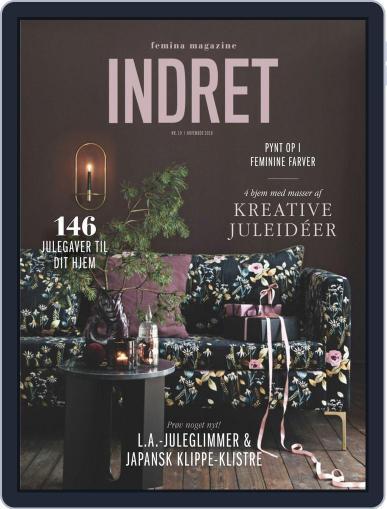INDRET by femina November 1st, 2018 Digital Back Issue Cover