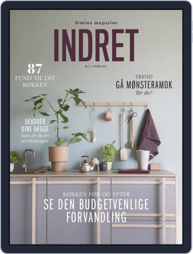 INDRET by femina September 1st, 2018 Digital Back Issue Cover