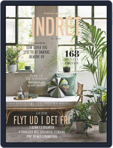 INDRET by femina July 1st, 2018 Digital Back Issue Cover