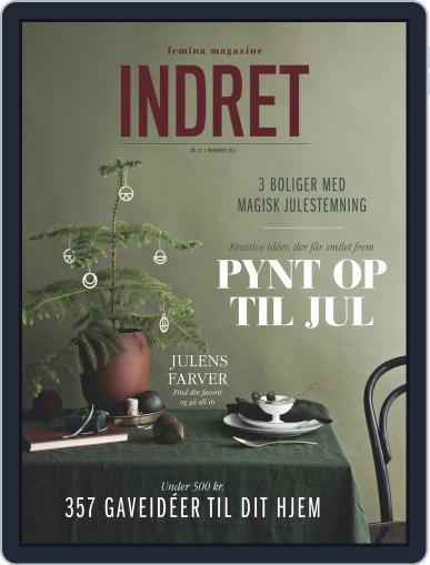 INDRET by femina November 1st, 2017 Digital Back Issue Cover