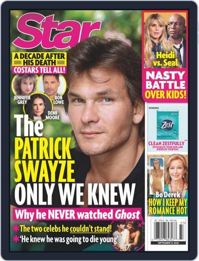 Star September 14th, 2020 Digital Back Issue Cover