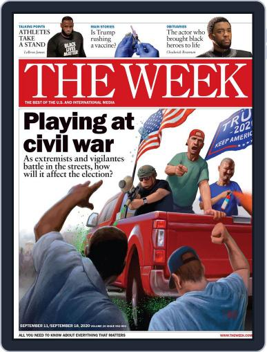 The Week September 11th, 2020 Digital Back Issue Cover