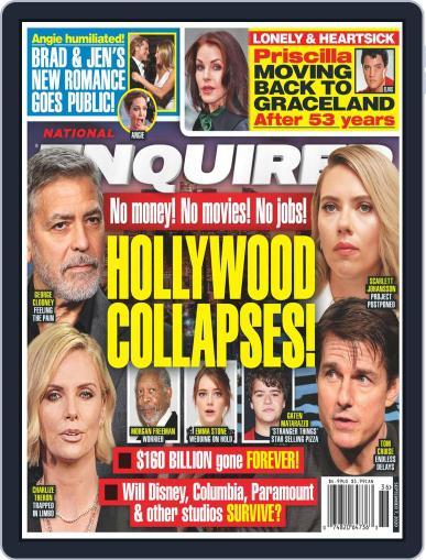 National Enquirer September 7th, 2020 Digital Back Issue Cover