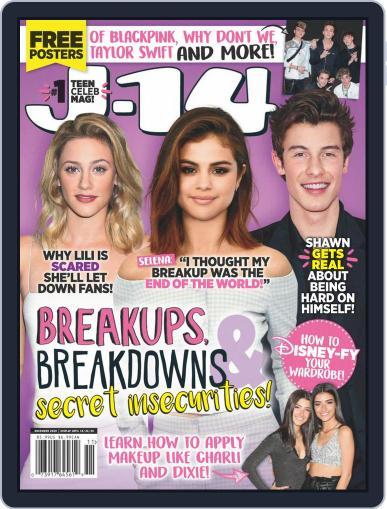 J-14 November 1st, 2020 Digital Back Issue Cover
