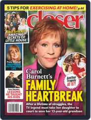Closer Weekly (Digital) Subscription September 14th, 2020 Issue