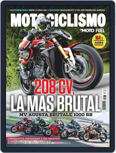 Motociclismo August 1st, 2020 Digital Back Issue Cover