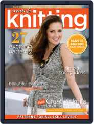 Creative Knitting (Digital) Subscription September 1st, 2020 Issue