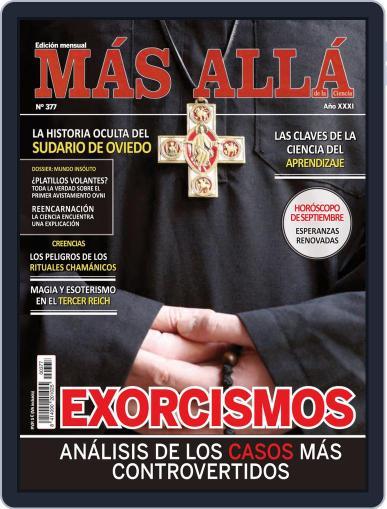 Mas Alla September 1st, 2020 Digital Back Issue Cover