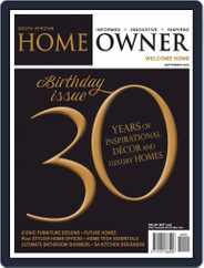 South African Home Owner (Digital) Subscription September 1st, 2020 Issue