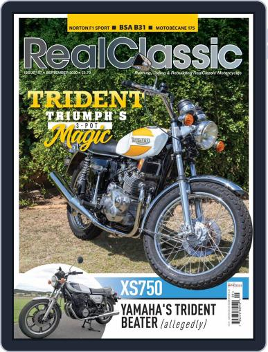 RealClassic September 1st, 2020 Digital Back Issue Cover