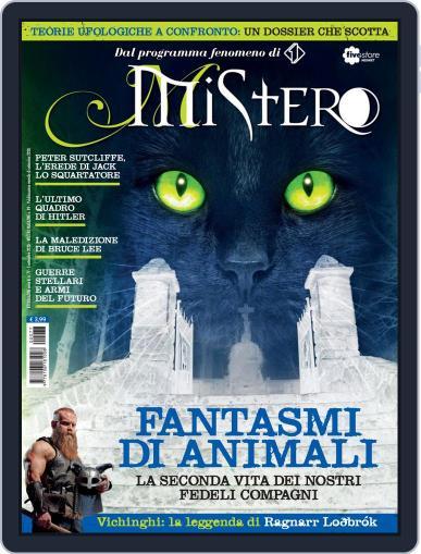 Mistero September 1st, 2020 Digital Back Issue Cover