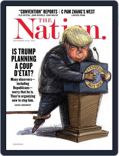 The Nation September 21st, 2020 Digital Back Issue Cover