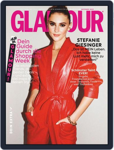 Glamour (D) October 1st, 2020 Digital Back Issue Cover
