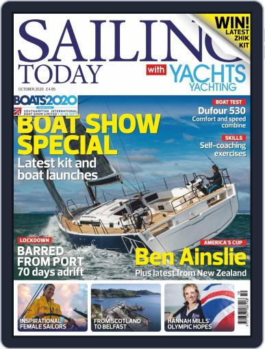 Yachts & Yachting October 1st, 2020 Digital Back Issue Cover