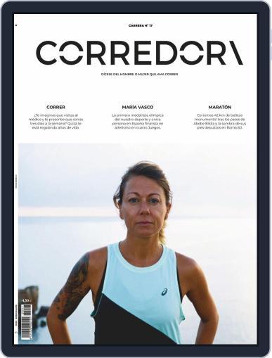 CORREDOR September 1st, 2020 Digital Back Issue Cover