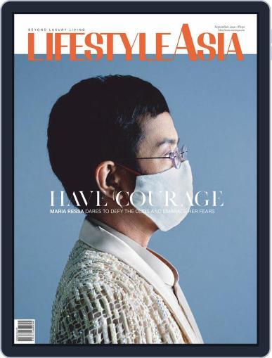 Lifestyle Asia September 1st, 2020 Digital Back Issue Cover