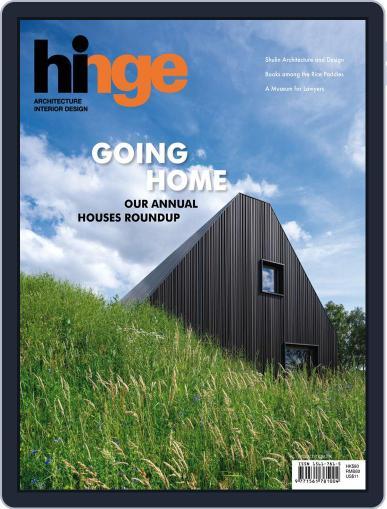 hinge September 7th, 2020 Digital Back Issue Cover