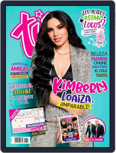 Tú México September 21st, 2020 Digital Back Issue Cover