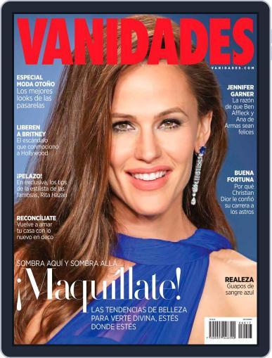 Vanidades México September 1st, 2020 Digital Back Issue Cover