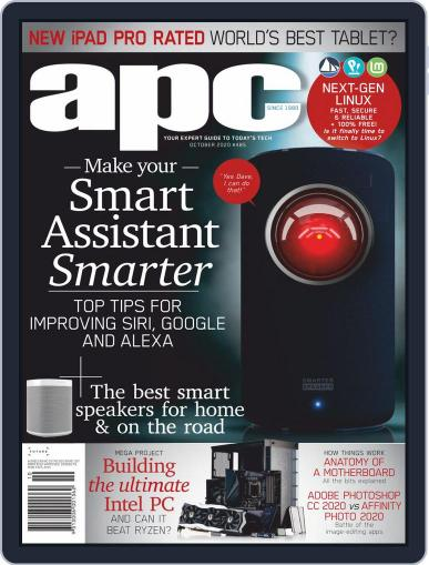 APC October 1st, 2020 Digital Back Issue Cover