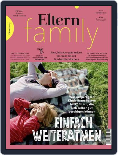 Eltern Family October 1st, 2020 Digital Back Issue Cover
