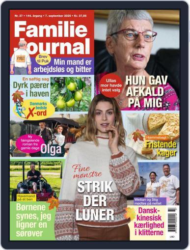 Familie Journal September 7th, 2020 Digital Back Issue Cover