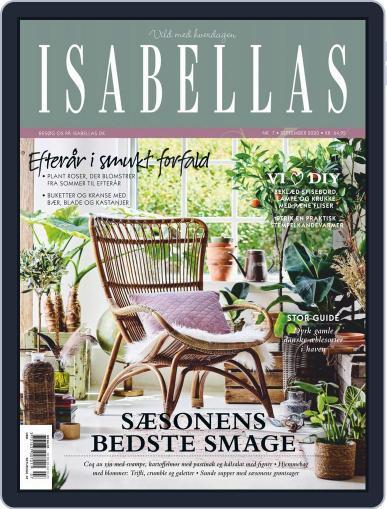 ISABELLAS September 1st, 2020 Digital Back Issue Cover