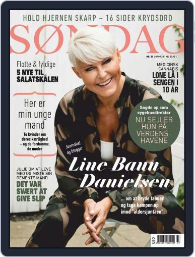 SØNDAG September 7th, 2020 Digital Back Issue Cover