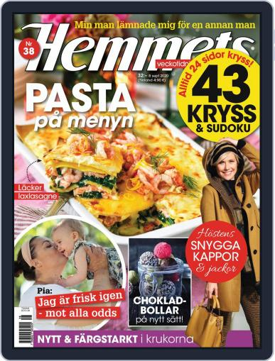 Hemmets Veckotidning August 29th, 2020 Digital Back Issue Cover