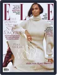 ELLE Sverige (Digital) Subscription October 1st, 2020 Issue