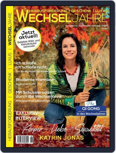 WECHSELJAHRE September 1st, 2020 Digital Back Issue Cover