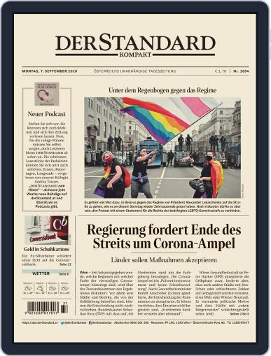 STANDARD Kompakt September 7th, 2020 Digital Back Issue Cover