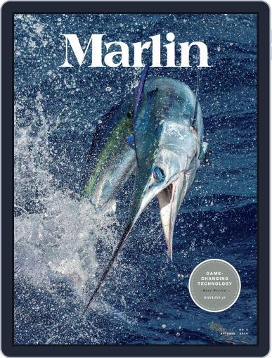 Marlin October 1st, 2020 Digital Back Issue Cover