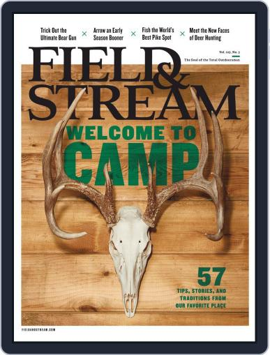Field & Stream (Digital) August 26th, 2020 Issue Cover