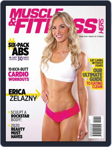 Muscle & Fitness Hers South Africa September 1st, 2020 Digital Back Issue Cover