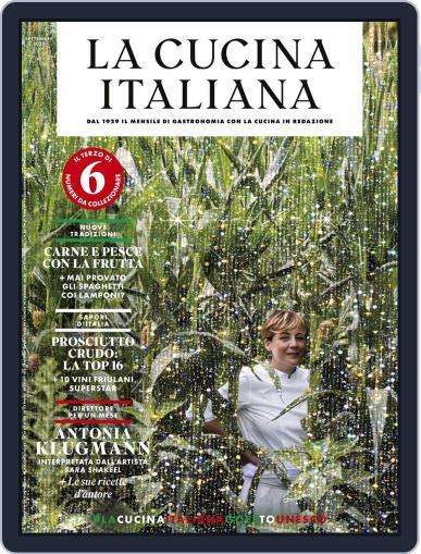 La Cucina Italiana September 1st, 2020 Digital Back Issue Cover