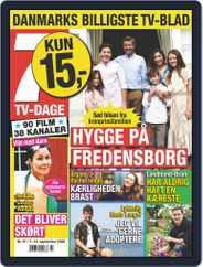 7 TV-Dage (Digital) Subscription September 7th, 2020 Issue