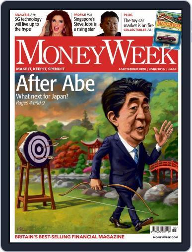MoneyWeek September 4th, 2020 Digital Back Issue Cover