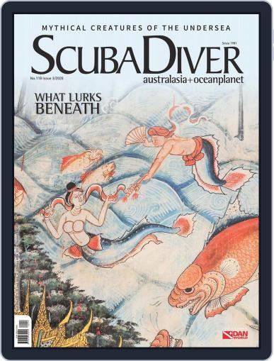 Scuba Diver June 1st, 2020 Digital Back Issue Cover