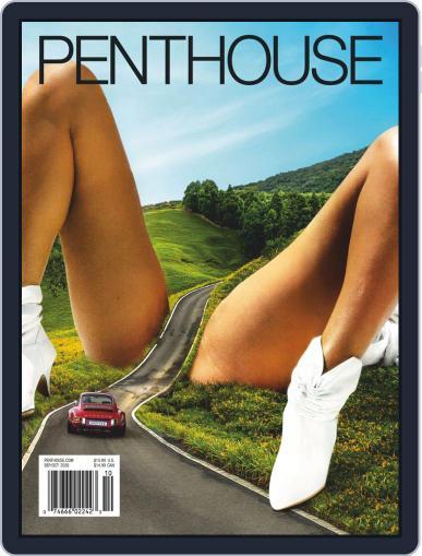 Penthouse September 1st, 2020 Digital Back Issue Cover