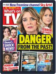 What's on TV (Digital) Subscription September 12th, 2020 Issue
