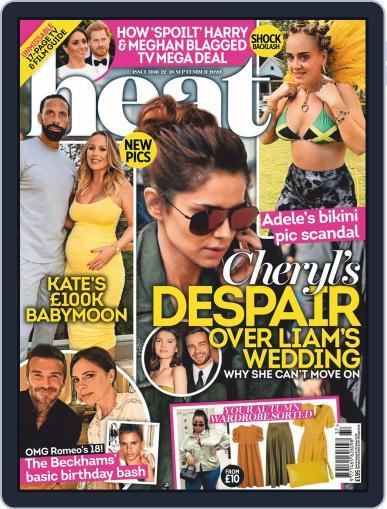 Heat September 12th, 2020 Digital Back Issue Cover