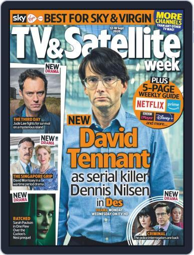 TV&Satellite Week September 12th, 2020 Digital Back Issue Cover