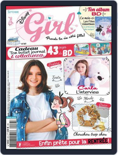 Disney Girl (Digital) September 1st, 2020 Issue Cover