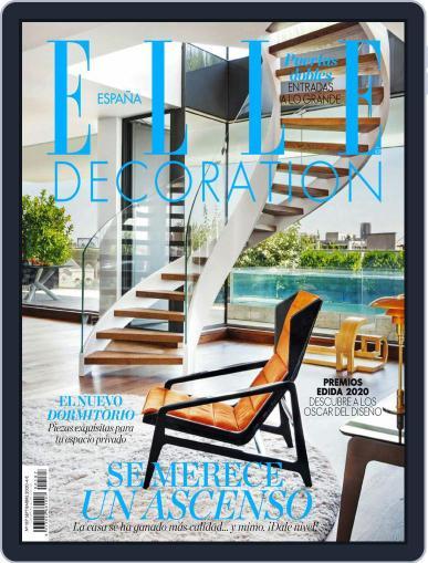Elle Decoration Espana September 1st, 2020 Digital Back Issue Cover